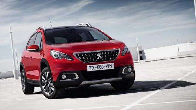 El SUV Peugeot 2008 es uno de los modelos estrella de esta gama.