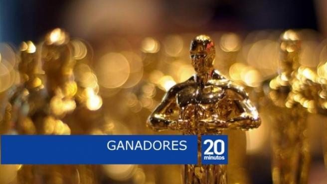 Estos son los ganadores de la 91ª ceremonia de entrega de los Oscar.