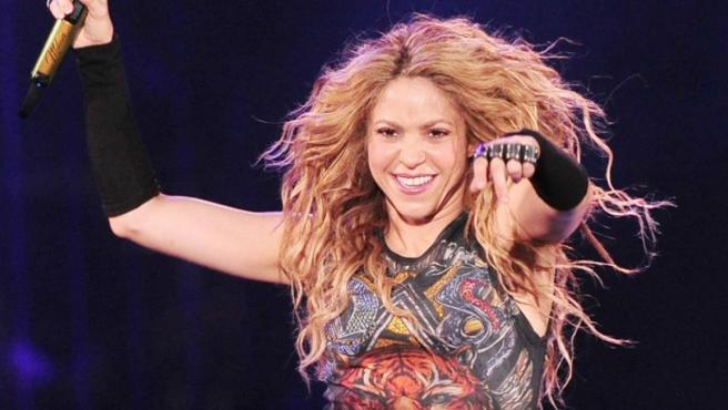 Shakira (Archivo).