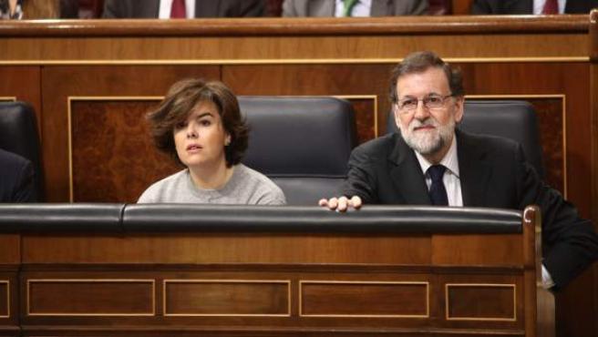 Rajoy y Sáenz de Santamaría son dos de los testigos que acudirán al juicio.