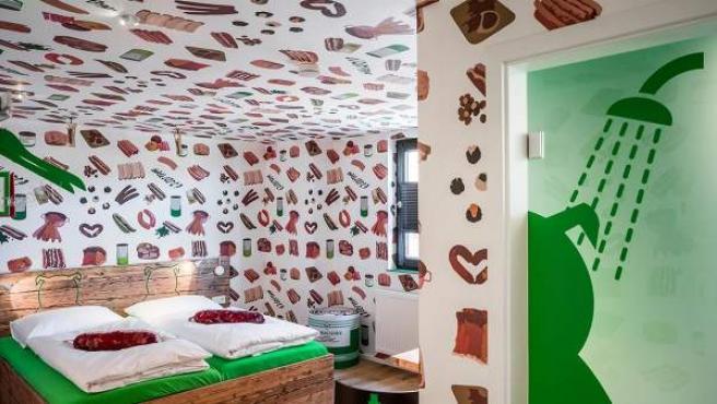 WurstHotel, el hotel temático dedicado a las salchichas
