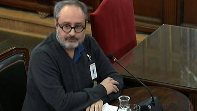 El exdiputado de la CUP Antonio Baños.