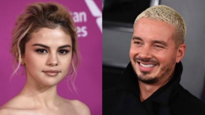 Selena Gomez y J Balvin estrenan colaboración.