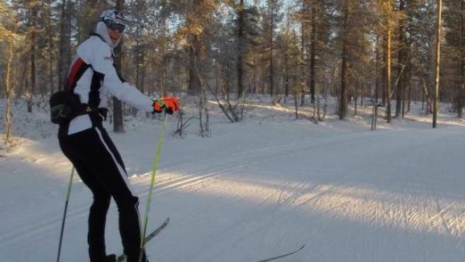 El deportista fue cazado in fraganti por las autoridades antidopaje.