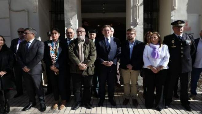 Concentració de repulsa a Alacant pel crim de Planes