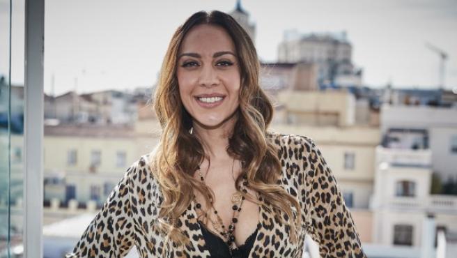 Mónica Naranjo presentando su proyecto 'Renaissance', con el que celebra sus 25 años en la música.