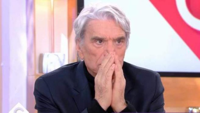 Bernard Tapie, interviewed on a French television program.