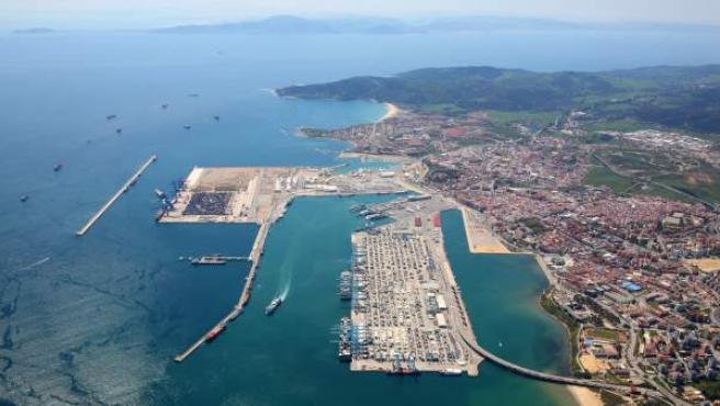 Puerto de Algeciras