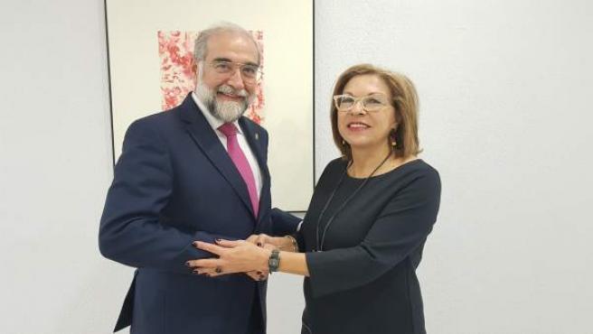 Aragón y Navarra firman un convenio para coordinar la asistencia sanitaria en la