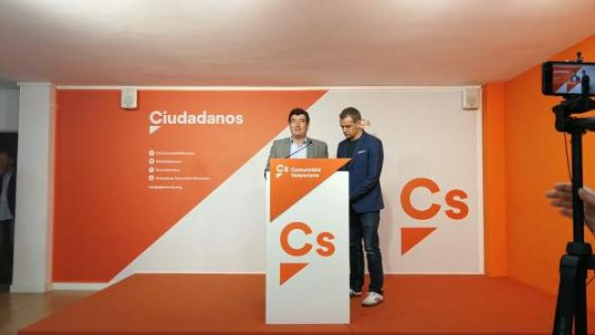 Cantó creu que Puig i Oltra 'es marquen un Pimpinela' en l'avançament electoral