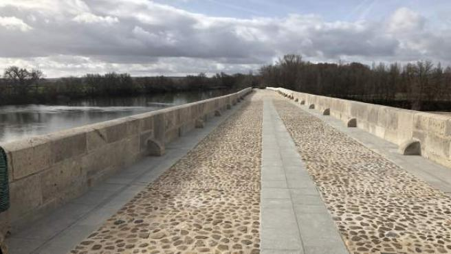El Estado invierte 725.000 euros en la rehabilitación del Puente Mayor de Toro (