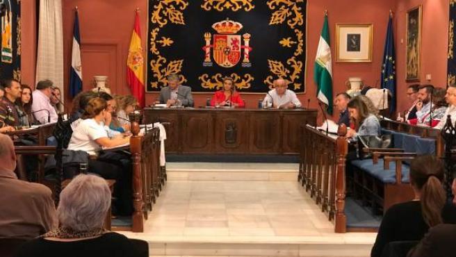 Renuncia a su cargo y acta el primer teniente de alcalde de Alcalá de Guadaíra y portavoz del Gobierno local