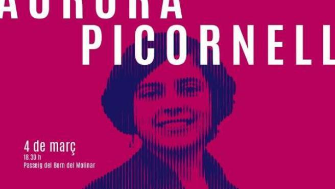 Inaguran el busto de Aurora Picornell que precederá más actos para dar a conocer