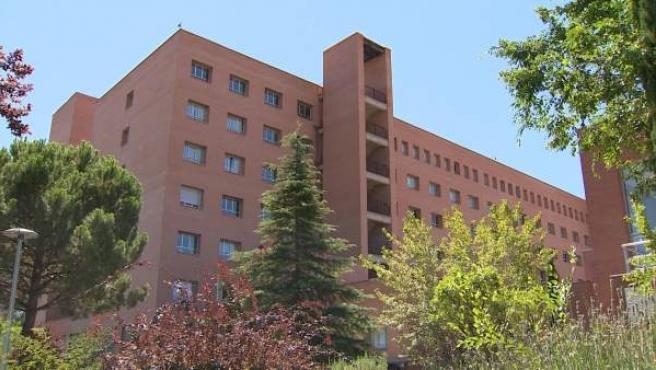 Hospital Príncipe de Asturias de Alcalá de Henares (Madrid).