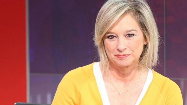 Carmen Remírez de Ganuza, periodista.