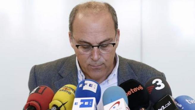 El director general de Jesuitas Educación, Enric Masllorens.