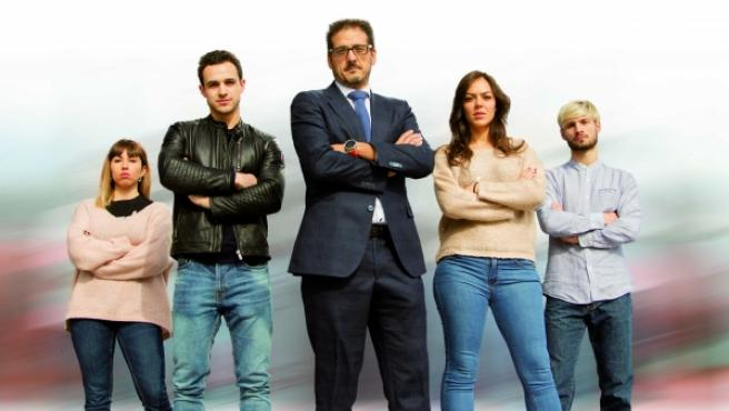 Imagen promocional de la iniciativa 'CEO por un mes'.
