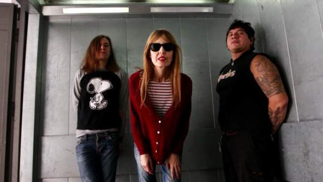 El grupo español lanza su segundo disco.