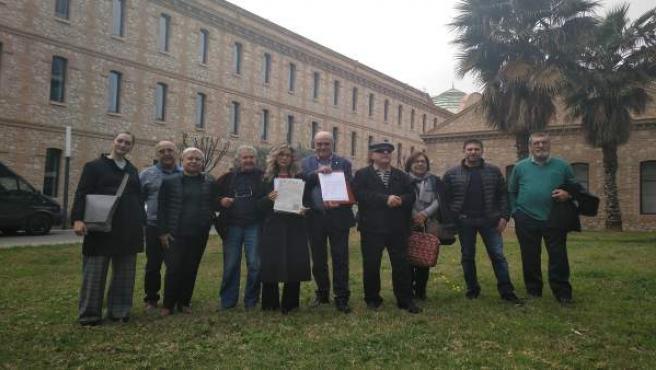 Asociaciones de familiares de fusilados de Paterna se unen en una federación par
