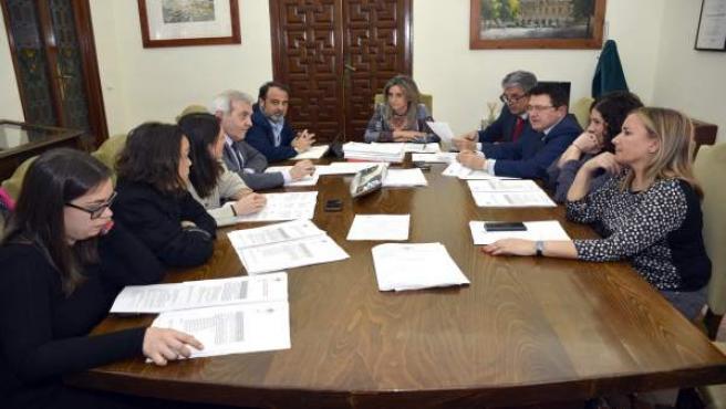 El equipo de Gobierno de Toledo se persona en el recurso contencioso-administrat