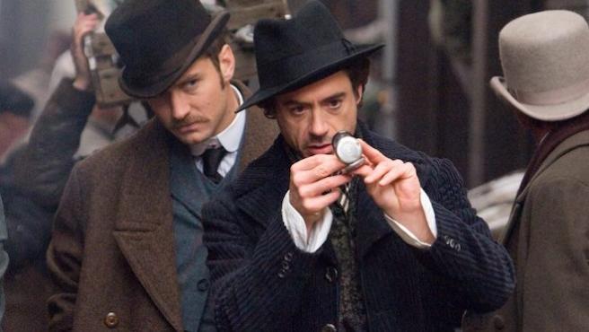 'Sherlock Holmes 3' retrasa aún más su fecha de estreno