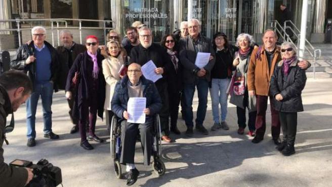 Víctimas de 'Billy el Niño', entre ellas el padre del eurodiputado Miguel Urbán.