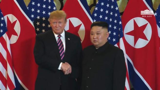 Trump y Kim acercan posturas sobre la desnuclearización