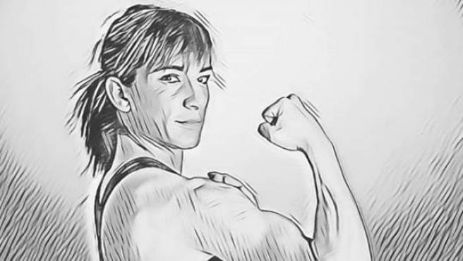 Sandra Sánchez, en el Día Internacional de la Mujer