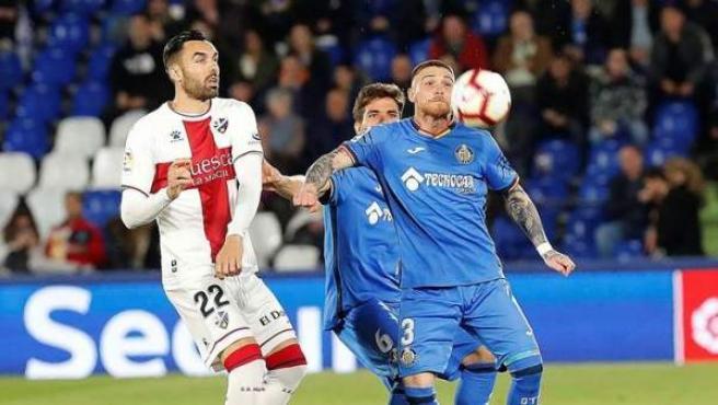 Getafe vs. Huesca.