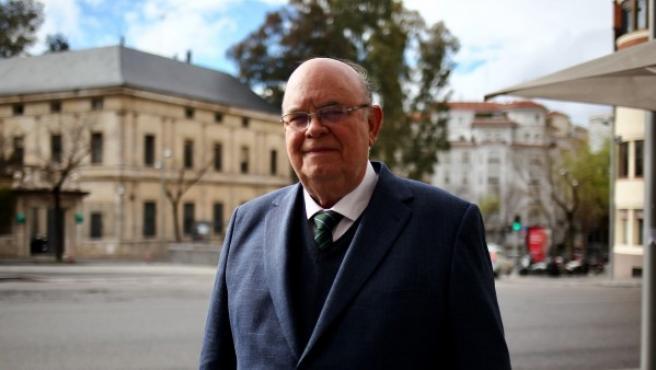 Antonio Ecarri, representante diplomático de Guaidó en España.