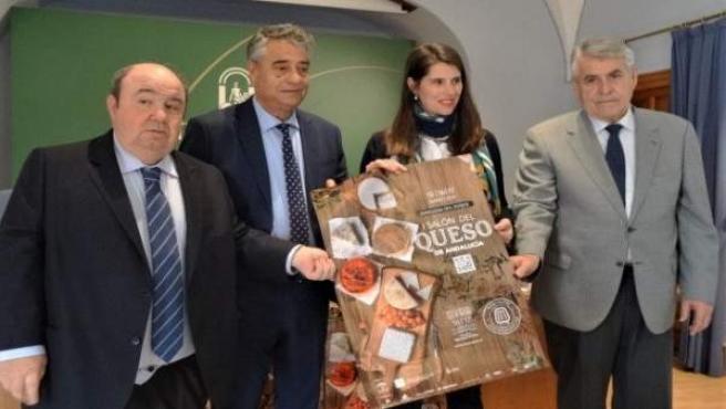 Córdoba.- La Junta afirma que el Salón del Queso de Andalucía en Hinojosa quiere