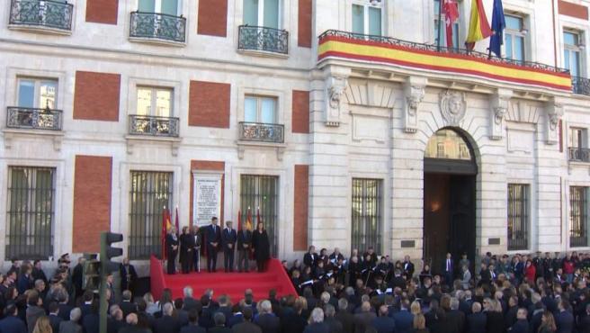 Madrid se inunda de actos para homenajear a las víctimas del 11M