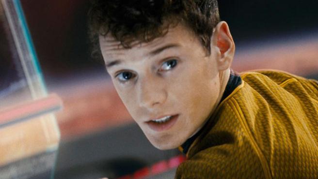 Las 5 mejores escenas de Anton Yelchin en 'Star Trek'