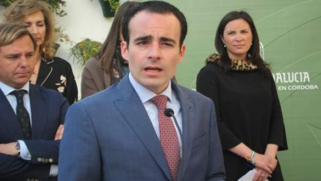 Córdoba.- La Junta responde a USO que la seguridad privada volverá a las oficina