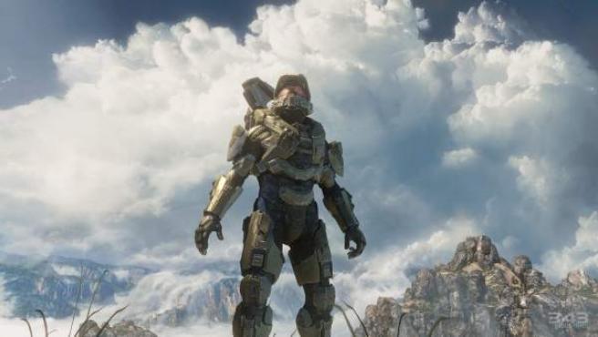 Una imagen del videojuego 'Halo'.