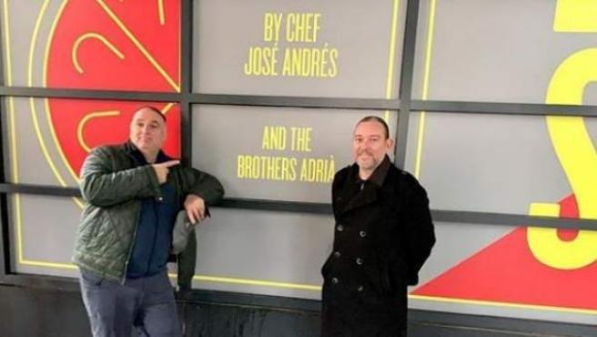Albert Adrià y José Andrés abrirán el Mercado Little Spain en Nueva York.