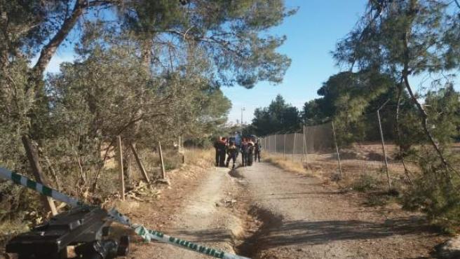València.- Una veïna dels xiquets de Godella va alertar la Policia en veure al p