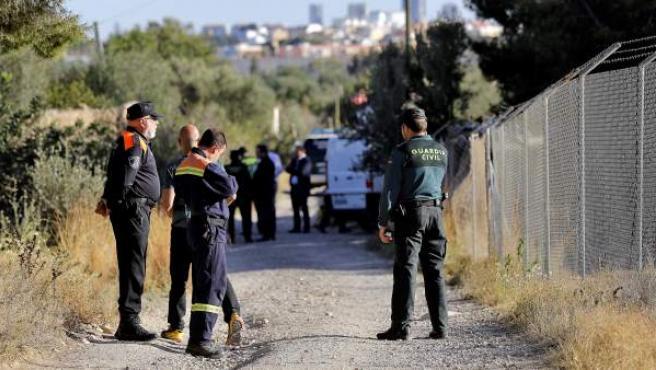 La Guardia Civil busca a dos menores desaparecidos en Godella.