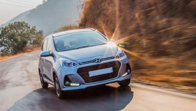 Hyundai fue la primera marca que matriculó un coche de hidrógeno en España.