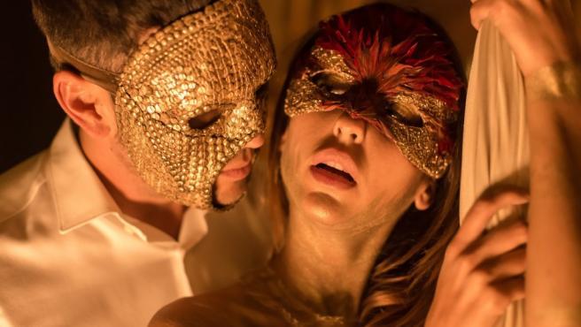 Primeras imágenes de Instinto, el thriller erótico protagonizado por Mario Casas.