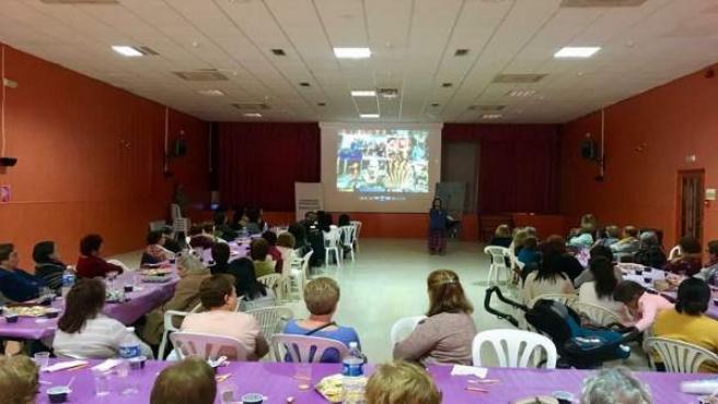 Huelva.- La mujer en países empobrecidos centra las actividades de marzo del pro