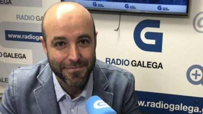 Villares ve 'seguro' que En Marea obtenga representación en las cuatro provincia