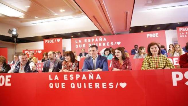 El PSOE introduce 'reajustes' en las listas de los candidatos a las municipales