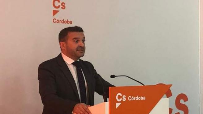 Córdoba.- Cs celebra que Junta 'anuncie el inicio de trámites para la supresión