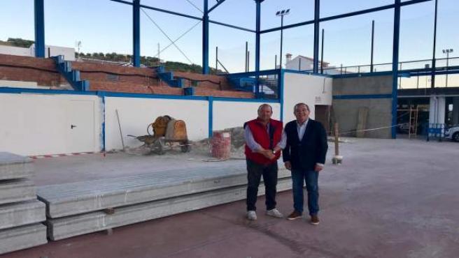 Málaga.- La Diputación invierte 7,4 millones de euros en Benamargosa y La Viñuel
