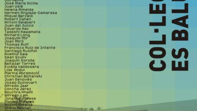 Es Baluard lanza el catálogo 'Col·lecció Es Balurad' con una selección de 85 cre
