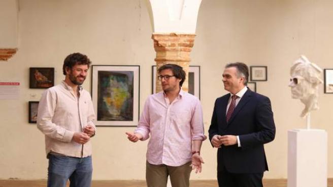 Huelva.- Éxito de participación en el arranque de la galería on-line Magasé Art