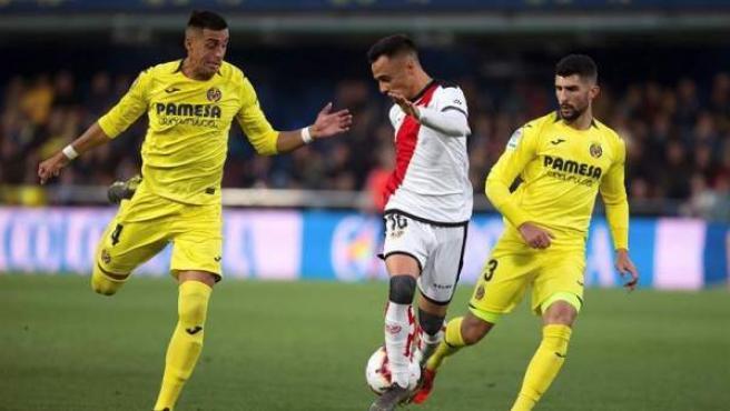 Villarreal vs. Rayo Vallecano.