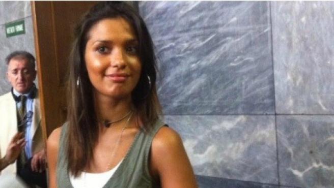 Muere la modelo marroquí Imane Fadil.