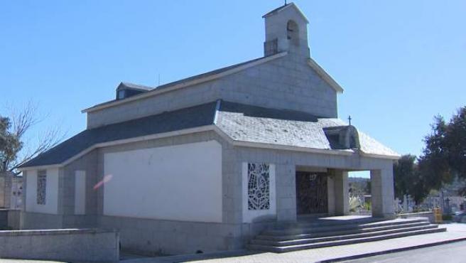 Panteón donde está previsto el entierro de Franco